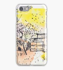 The Old Shed Out the Back iPhone Case/Skin