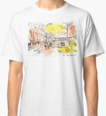 The Old Shed Out the Back Classic T-Shirt