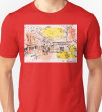 The Old Shed Out the Back T-Shirt