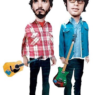 Flight of the Conchords by Maddisan