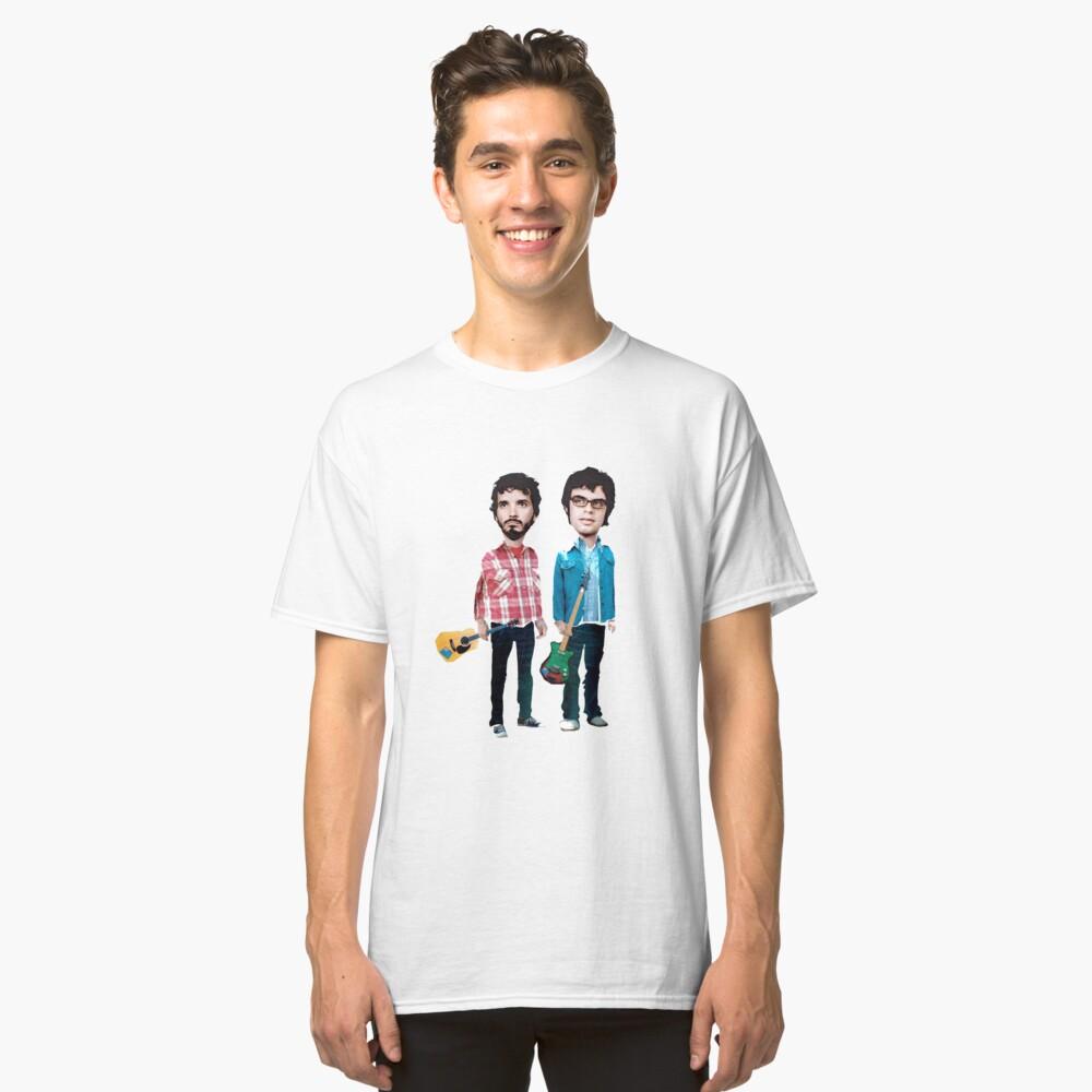 Vuelo de los Conchords Camiseta clásica