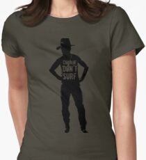 Charlie Don't Surf Women's Fitted T-Shirt