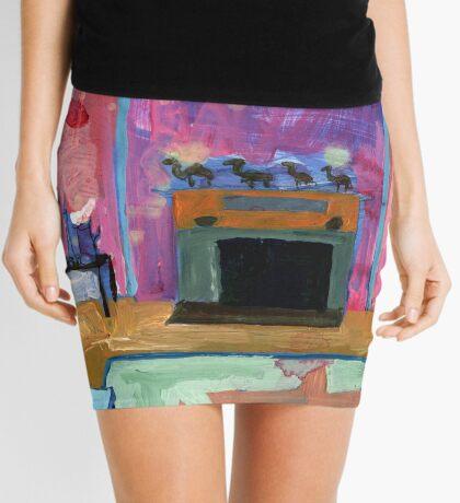 My Friend's Bordello 3 Mini Skirt