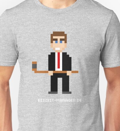 Eiszeit Manager - Manager Style T-Shirt
