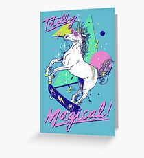 Totally Magical Greeting Card