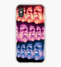 Eric Andre Screaming iPhone Case