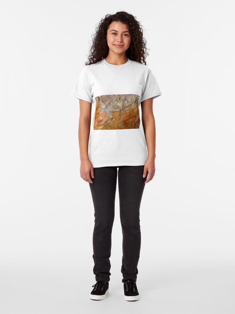 Alternate view of hot slate Classic T-Shirt