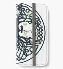 Celtic Tree Knot iPhone Wallet/Case/Skin