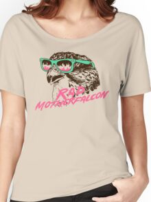 Motherfalcon Women's Relaxed Fit T-Shirt
