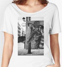 el arte de la calle Women's Relaxed Fit T-Shirt