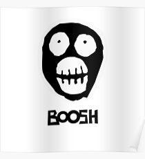 Boosh Poster