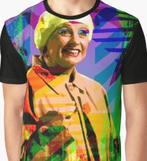 Queen Of Comedy Graphic T-Shirt