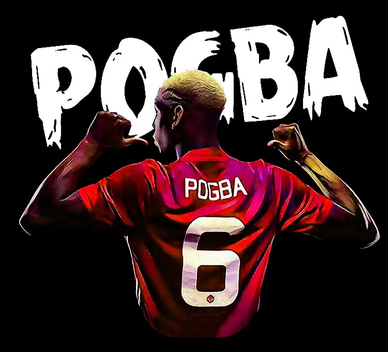 """""""pogba"""" Posters By Limang"""