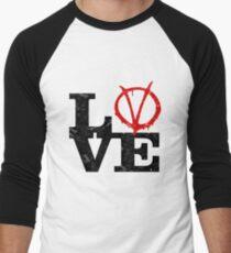 LoVe V for Vendetta T-Shirt