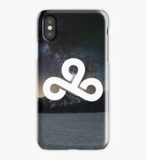 Cloud9 - Winter Wonderland iPhone Case/Skin