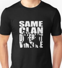 Same Clan, different vintage T-Shirt
