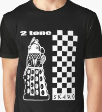 Two Tone Dalek Graphic T-Shirt