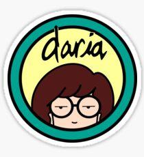Daria Sticker Sticker