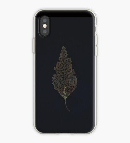 Lace Leaf iPhone Case