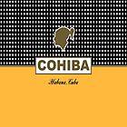 COHIBA HABANA CUBA CIGAR by MARAHMAN