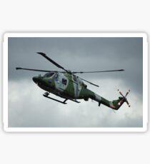 Chopper Sticker
