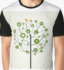 Musical tree9 Graphic T-Shirt