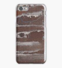Artotem II - oil paint on wood panel  iPhone Case/Skin