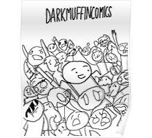 Comic Crew Poster