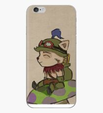 Captain Teemo not reporting for duty. iPhone Case