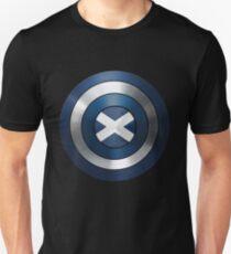 CAPTAIN SCOTLAND - Captain America inspired Scottish shield T-Shirt