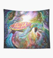 Free flight Wall Tapestry