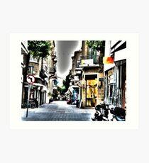 city's style Art Print