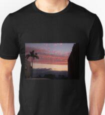 Magical Carpet ~ Sunset Ride, Rankin St. Innisfail Qld Unisex T-Shirt