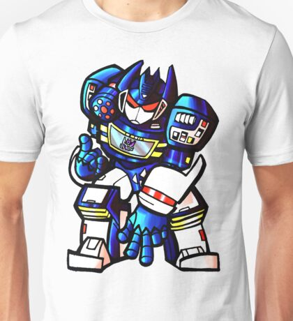 Transformers Soundwave Unisex T-Shirt