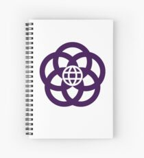 Epcot Center Logo - EPCOT Center Spiral Notebook