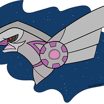 Palkia - Legendary Pokemon by maplehouse