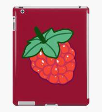 Red Raspberry iPad Case/Skin