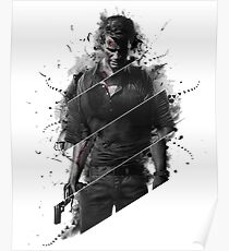 Uncharted - Drake Poster