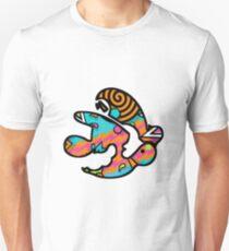 Mario Silhouette - Retro Unisex T-Shirt