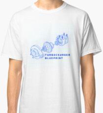 TURBO BLUEPRINT Classic T-Shirt