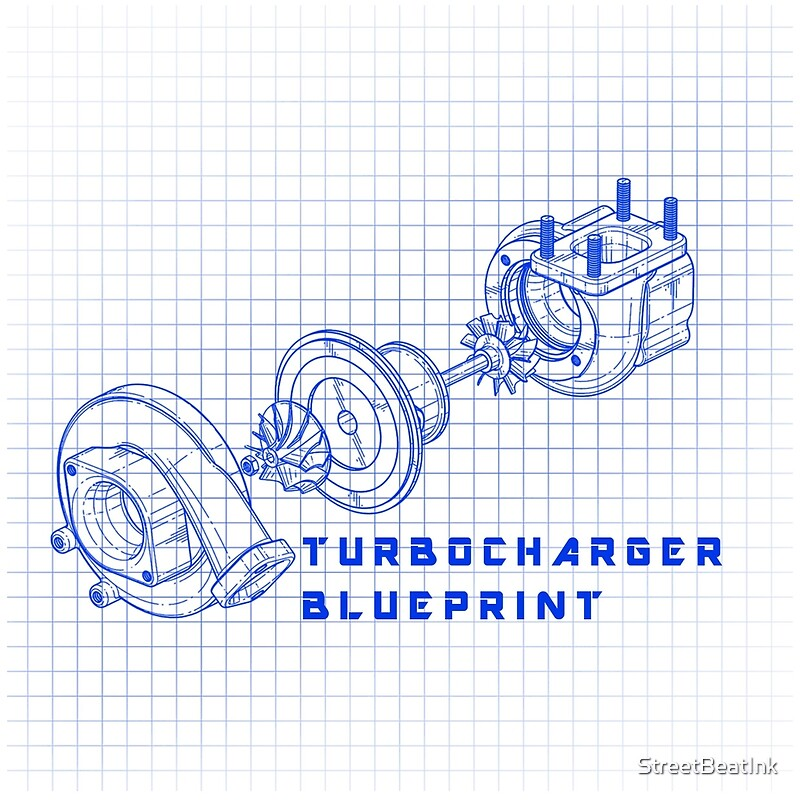 Turbo blueprint art prints by streetbeatink redbubble turbo blueprint by streetbeatink malvernweather Gallery