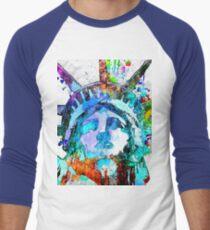 Statue of Liberty Grunge T-Shirt