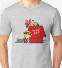 one piece snoopy T-Shirt