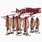 Reservoir Hotdogs by MrDeath