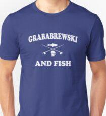 Grababrewski and fish T-Shirt