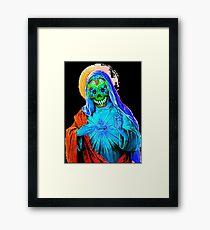 Dead Mary Framed Print