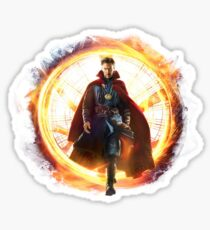 Doctor Strange Sticker