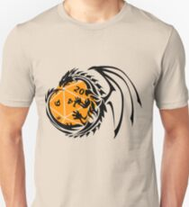 Dungeons and Dragons - Black and Orange! Unisex T-Shirt