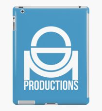 CDM Productions Logo iPad Case/Skin