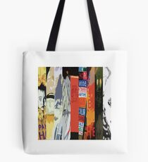 Radiohead All Album Covers Tote Bag